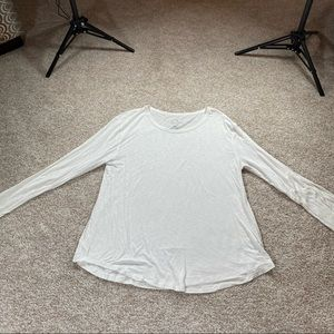 American Eagle Soft and Sexy Long Sleeve Tee Sz L